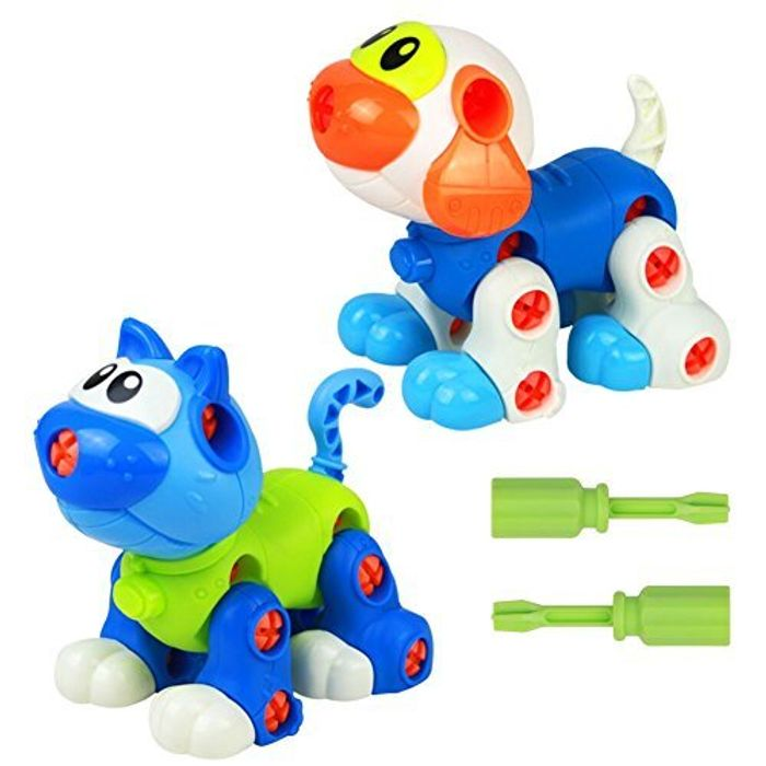 Reduced, 2 Cute Dog Toys!! FREE DELIVERY