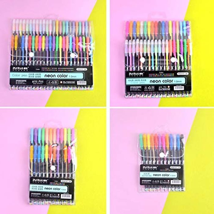 REDUCED- 12 Gel Pens!! FREE DELIVERY