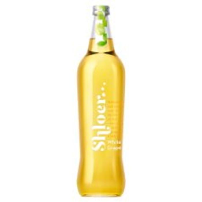Shloer Sparkling Juice Drink 750ml All Varieties (or 50p via Greenjinn)