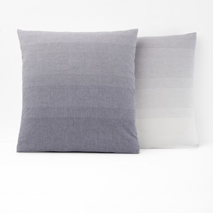 Belle Le Woven Cotton Pillowcase