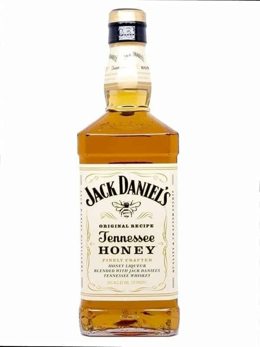 Jack Daniel's Tennessee Whiskey with Honey 70cl