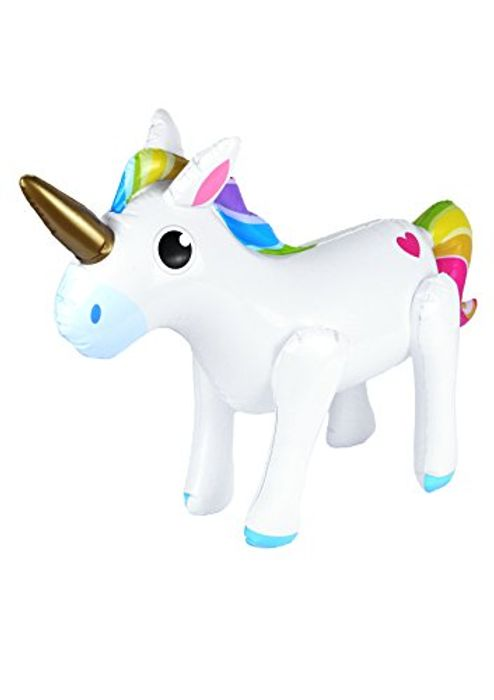 HENBRANDT Inflatable Unicorn 53cm Only £2.2 Delivered