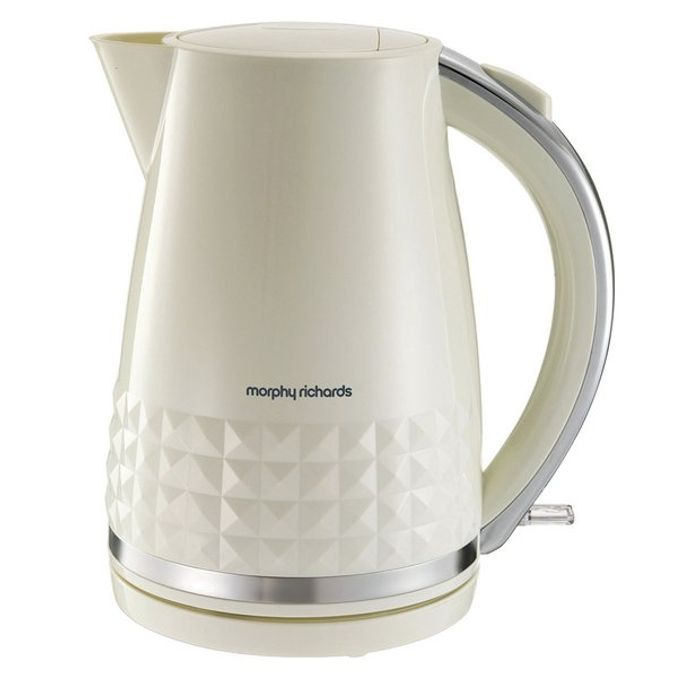 Morphy Richards Dimensions Jug Kettle (Cream) - Save £10