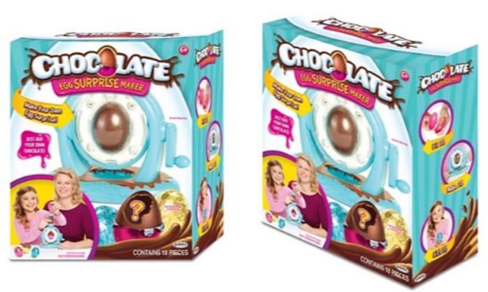 Jakks Pacific - Chocolate Egg Surprise Maker - Save £4