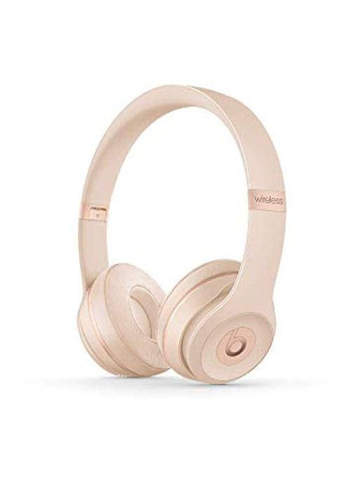 Amazon Deal of the Day: Beats Solo3 Wireless Headphones - Matte Gold