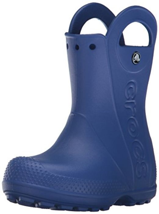 Crocs Unisex Kids Handle It Rain Boot Wellies at Amazon - HALF PRICE