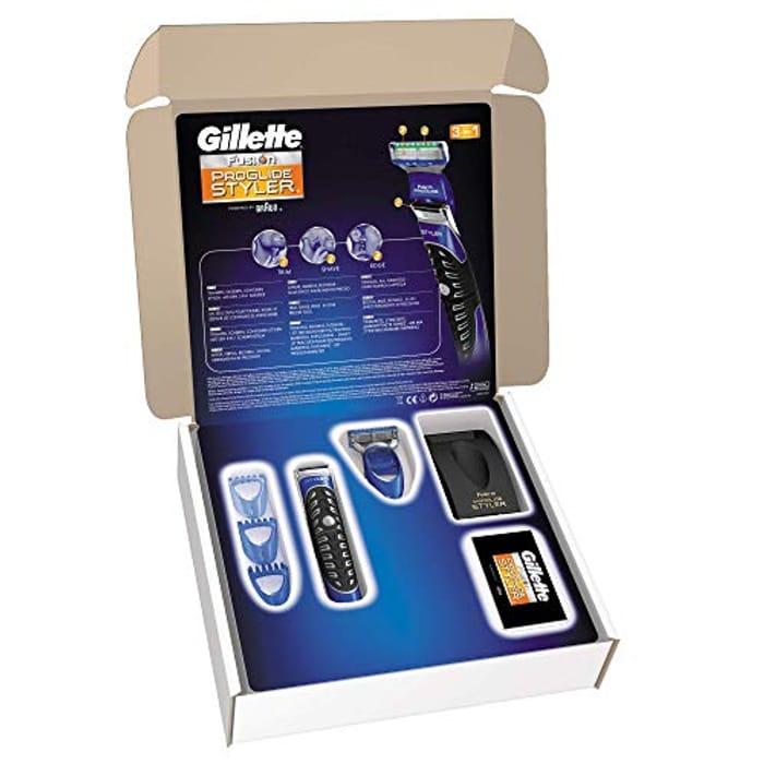 Cheap Gillette Fusion ProGlide Styler 3-in-1