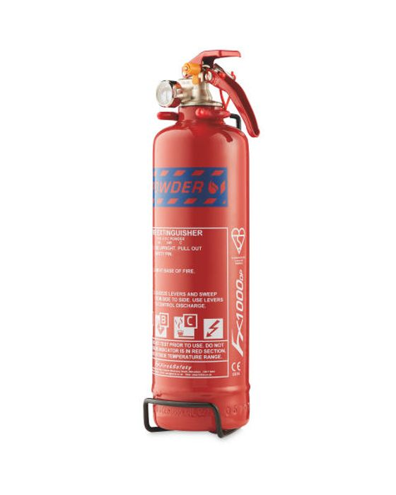 ABC Fire Extinguisher 1kg Only £8.99
