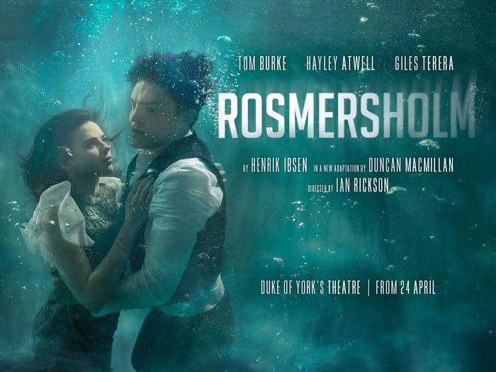 £15 Theatre Tickets - Rosmersholm at Duke of York's Theatre via TodayTix