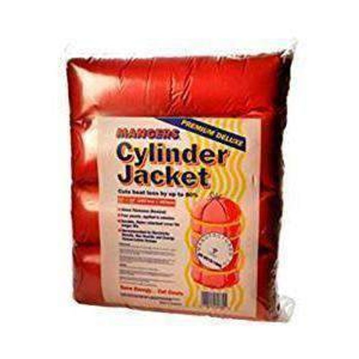 Hot Water Cylinder Jacket - Price Reduced and a Voucher Code!