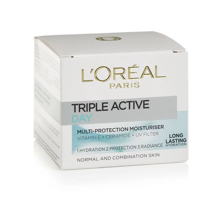 L'Oreal Paris Triple Active Day Moisturiser 50ml