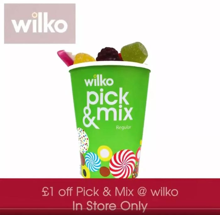 It's Back! Get £1 off Pick N Mix during the Easter Break