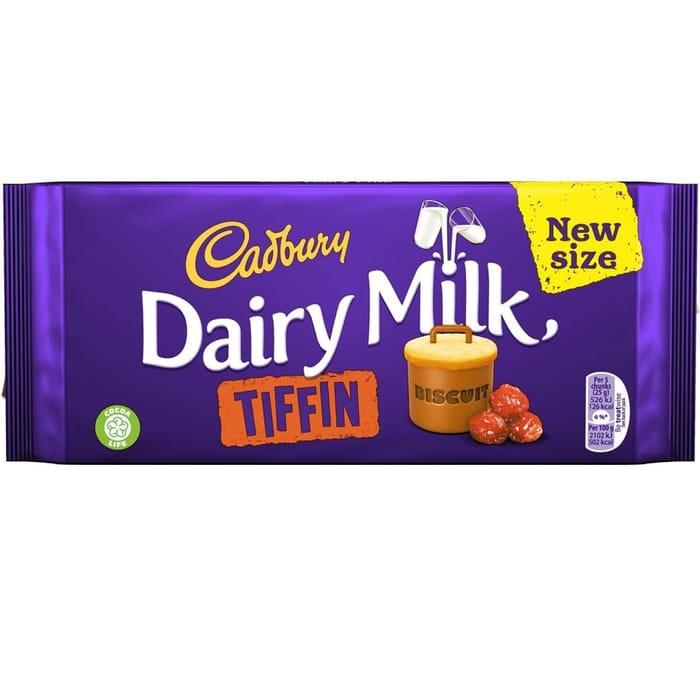 1kg ( 5 X 200g ) Cadbury Tiffin