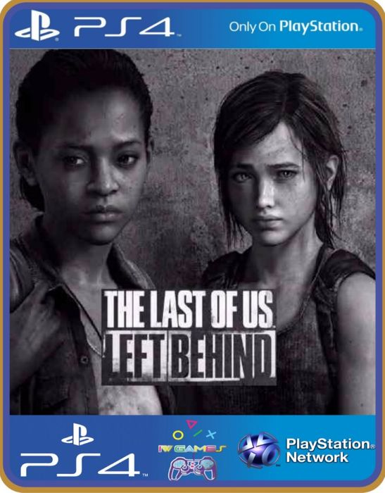 PS4 Download | The Last Of Us: Left Behind £3.29 at The PlayStation Store