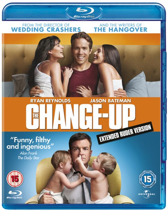 The Change-up [Blu-Ray] Free Totally !!! Order up to 2 Only, free Delivery..!!