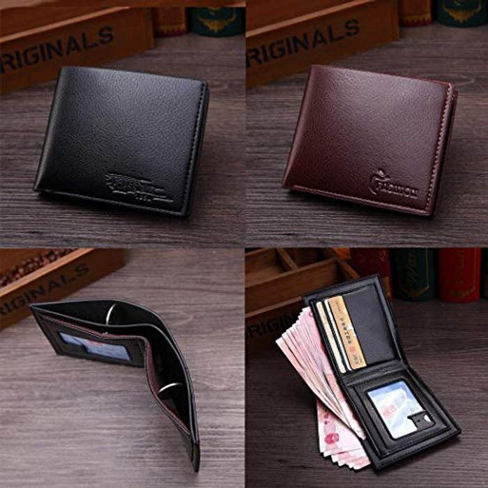 Artificial Leather Pocket Wallet