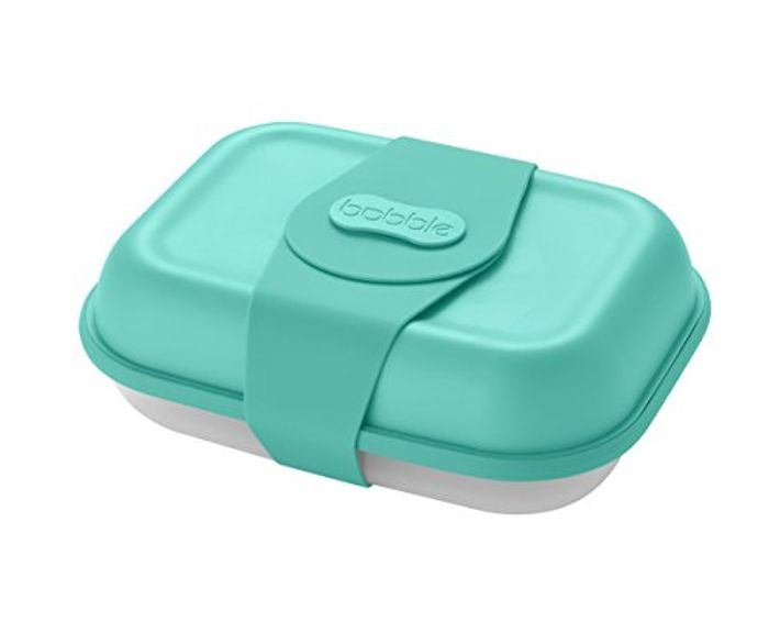Price Drop! Bobble Lunchbox 1.1L for £4.99 (Green & Pink Colors)