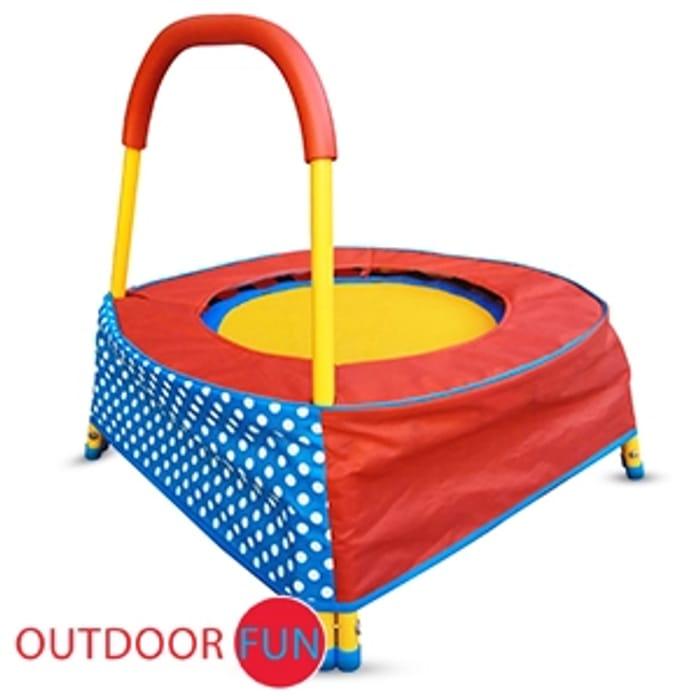 Fun House Mini Trampoline