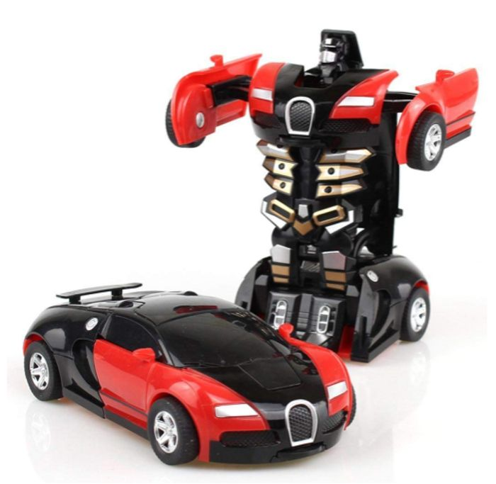 Transformation Robot Car 80% off + Free Delivery