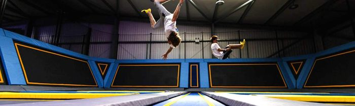 Oxygen Freejumping - Trampoline Parks across the UK, 20% Off