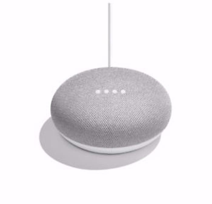 Google Home Mini - Chalk