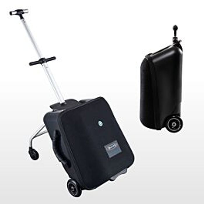 £30 off 3in1 Micro Eazy Ride on Luggage Orders at Micro Scooters