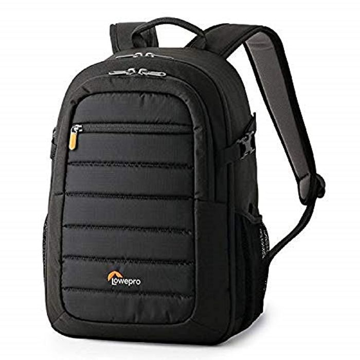 Lowepro Tahoe 150 Backpack for Camera (Black) - Better Than HALF PRICE!