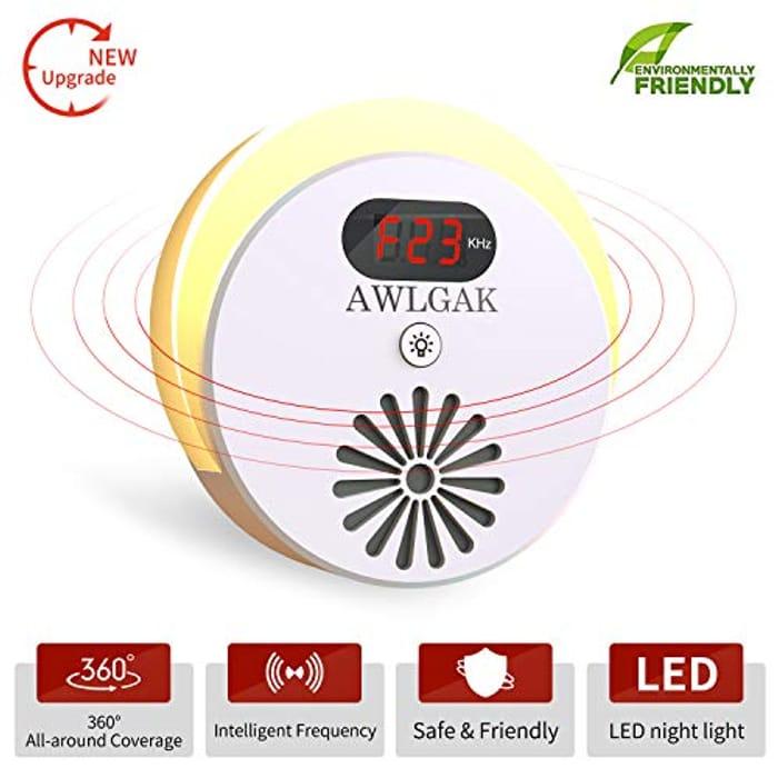Ultrasonic Plug in Pest Repellent