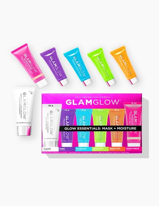 Multi-Mask and Moisturise Kit - Glamglow