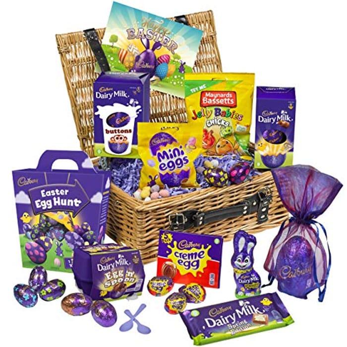 Cadbury Easter Sharing Basket