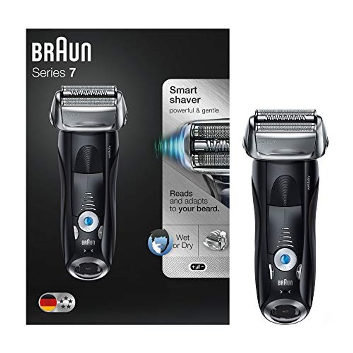 Braun Series 7 Electric Shaver for Men 7840s Amazon Warehouse like New