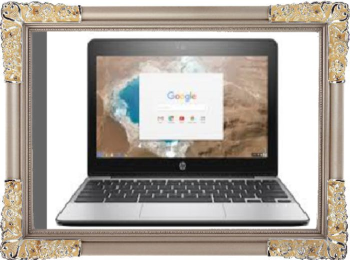 Win an HP Chromebook Laptop