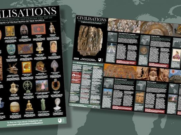 Order Your Free 'Civilisations' Poster
