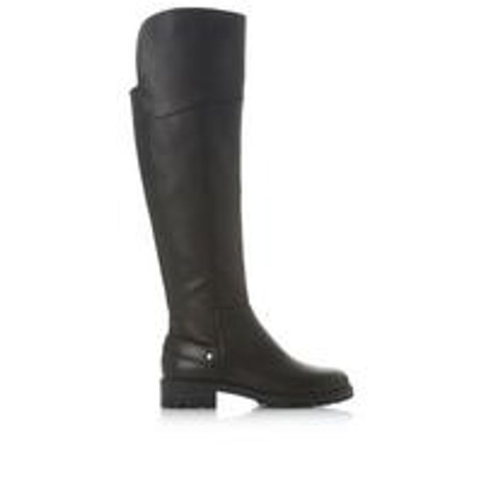 Over The Knee Boots - Size 3 Left