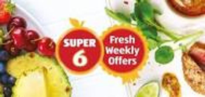 Aldi Easter Super 6 , 2.5kg Potatoes 29p ,Spring Onions 29p , Cauli 59p