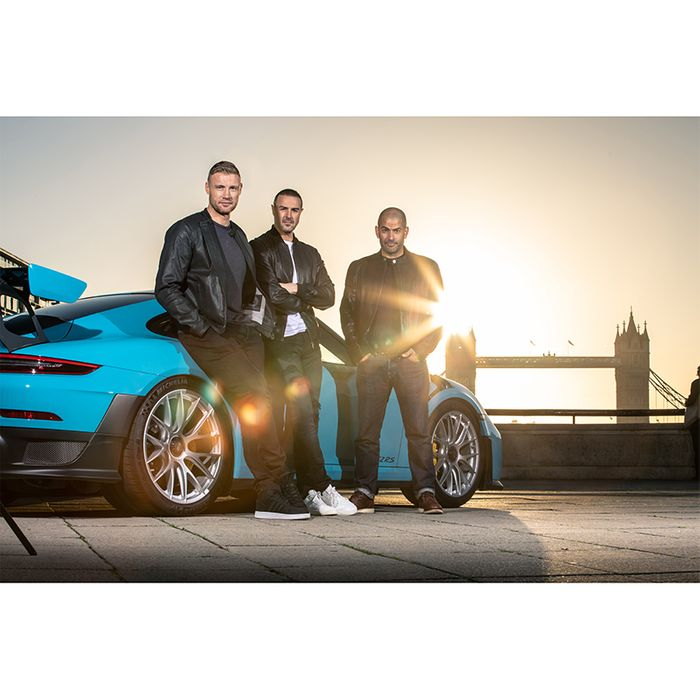 Free Tickets for Recording of Top Gear (Waiting List)