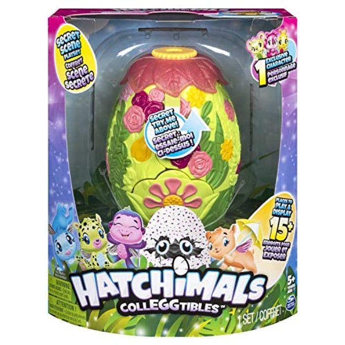 HATCHIMALS Colleggtibles Secret Scene - 44% Off