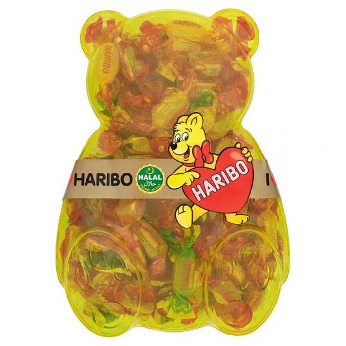 Haribo Fruit Flavour Soft Jelly 1kg Only £2 at Approved Food