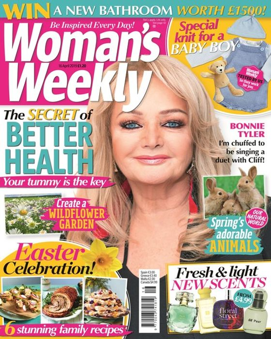 Free Woman's Weekly Magazine Voucher