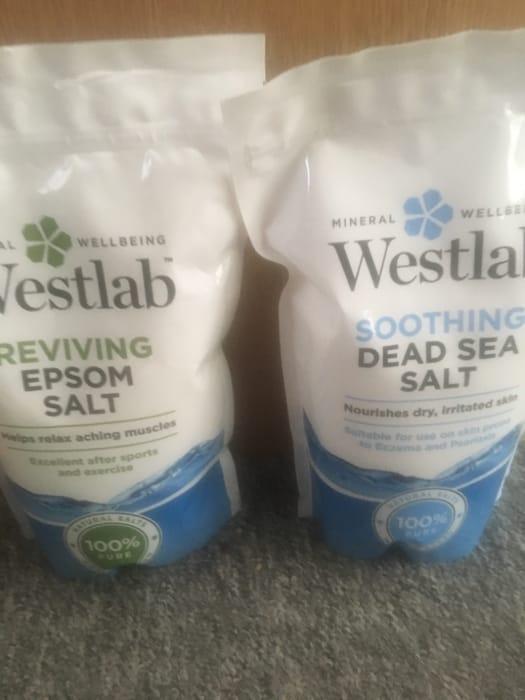 Westlab Epsom 1kg - HALF PRICE
