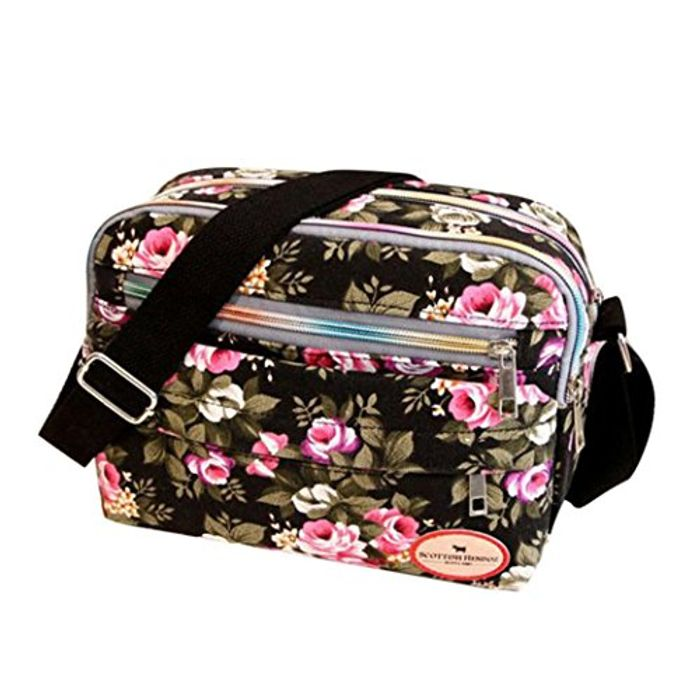 Floral Print Crossbody Bag FREE DELIVERY