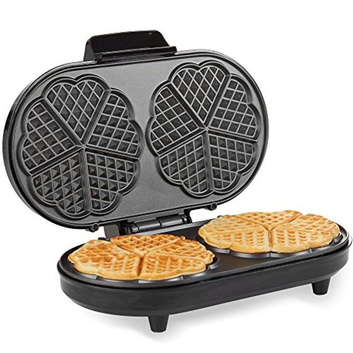 Save £5 on This Waffle Maker and 50% Waffle Mix