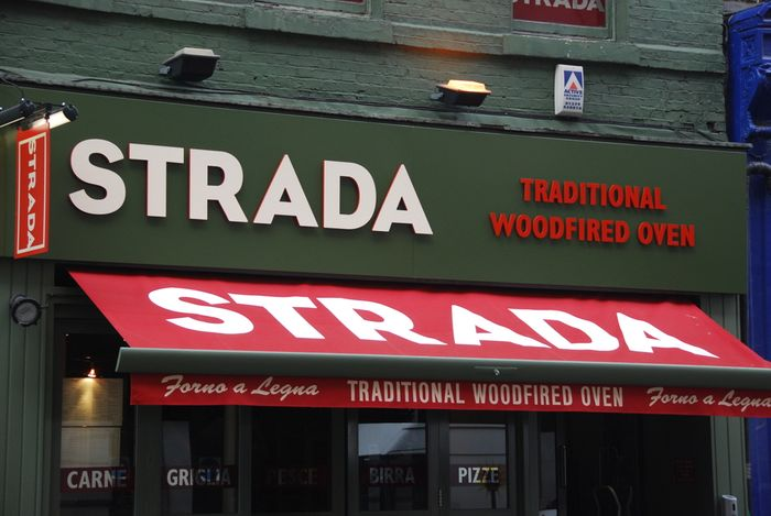 Strada: Free Bottle ofProsecco Deal: Sign up to the Newsletter