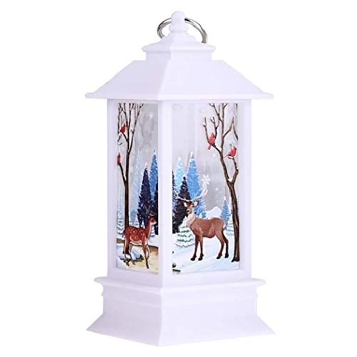 Cute Christmas Lantern