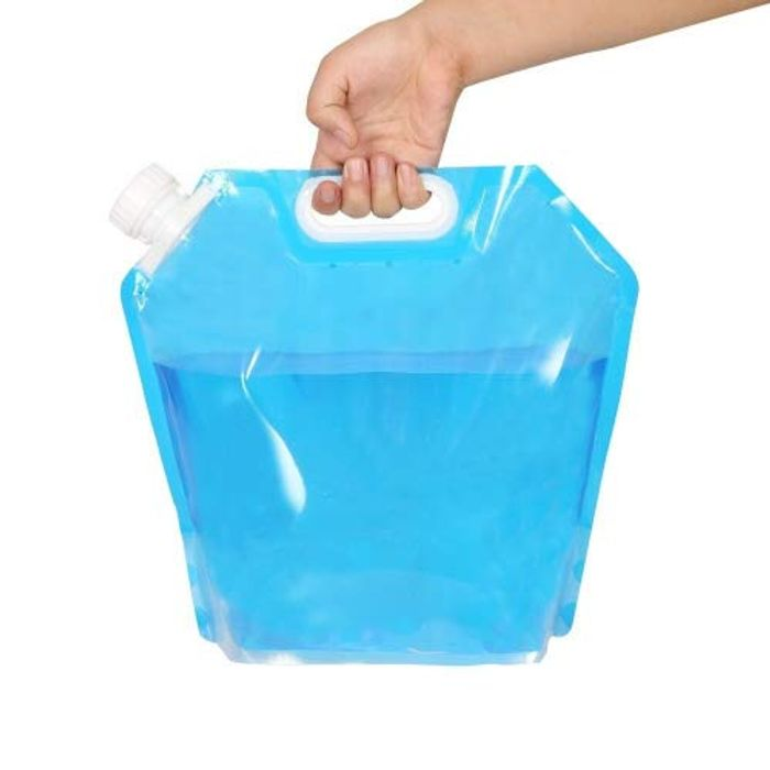 Boli 5 Litres Collapsible Water Tank Water Container Water Carrier