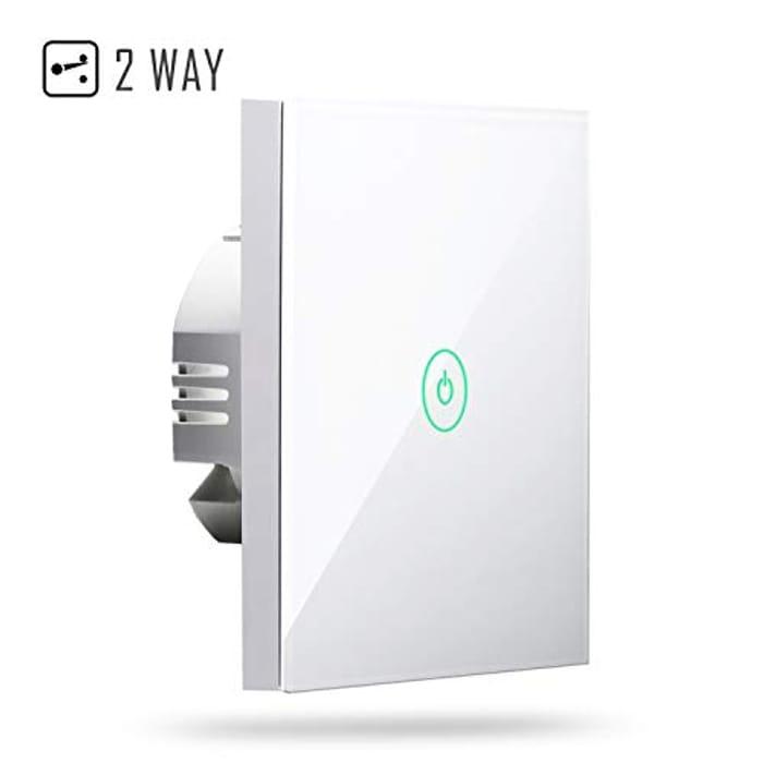 Smart Switches, Meross WiFi Smart 2 Way Light Switch