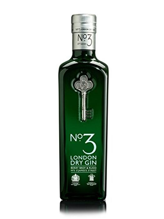 Make Mine a Double! No.3 London Dry Gin, 70 Cl - Save £21.33