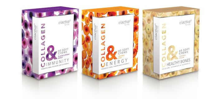 Win a £90 Beauty Boost of Electivia Collagen & Soft Chews !