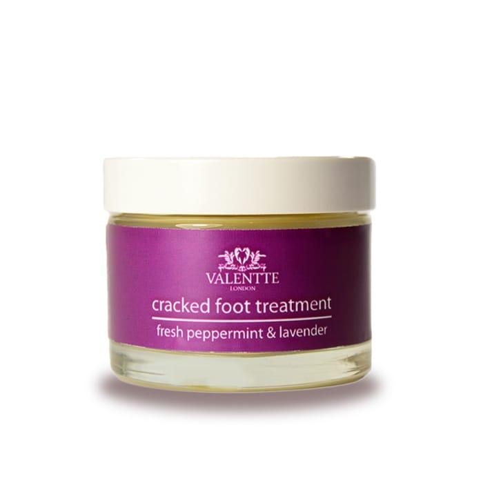 50% off Valentte Cracked Heel Treatment