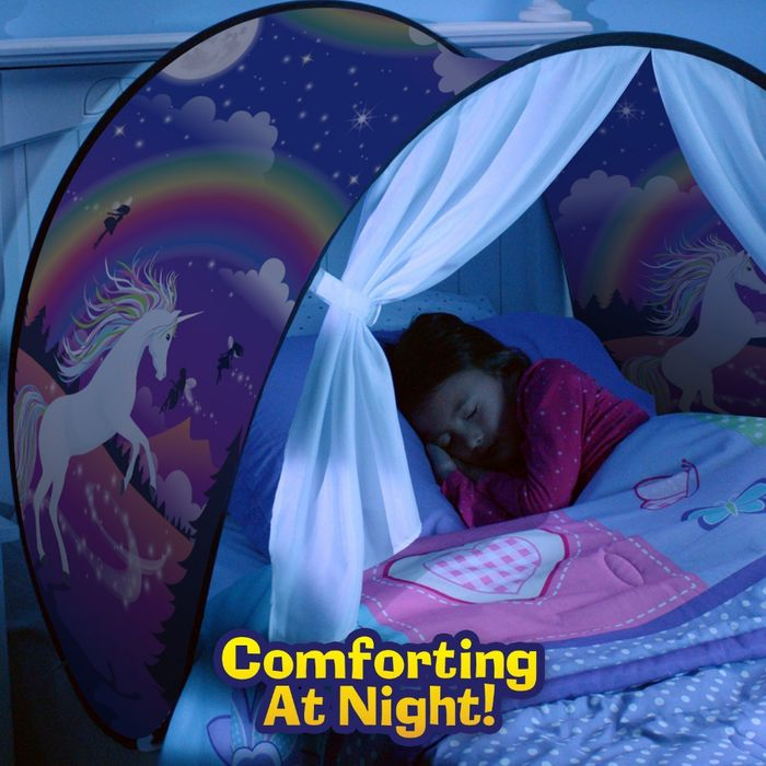 Bed Tent Playhouse for Kids
